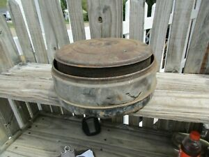Early Ford Mercury Oil Bath Air Cleaner Hot Street Rat Rod Trog