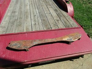 1941 1948 Chevy Sedan Delivery Rear Bumper Gravel Guard