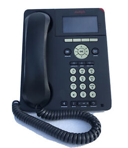 Avaya 9620c Voip Business Phone Color Display With Stand Handset