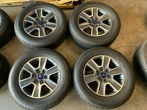 Four 2018 Ford F150 Factory 18 Wheels Tires Oem Rims 3997 Fx2 Fx4
