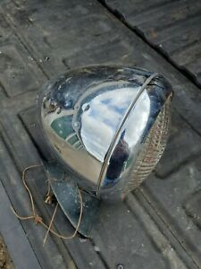 1937 1938 1939 Chevy Truck Headlight Assemblies Original Gm Guide Single