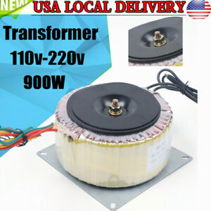 Us Toroidal Transformer Round Cover Housing For Motor Closed loop Stepper Driver