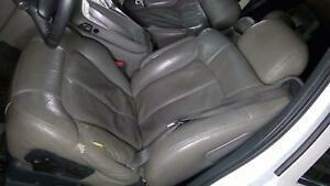 2002 Chevy Tahoe Z71 Driver Left Front Seat graphite pewter