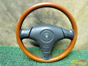 Nardi Mazda Miata Roadster Wood Steering Wheel Nb8c