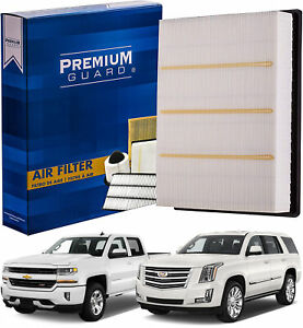 Premium Guard Pa5314 Replacement Air Filter For 1999 2018 Gm Trucks New Usa