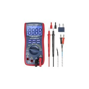 Digital Multimeter Trms 6000 Counts Volt Meter Manual Auto Ranging Measures