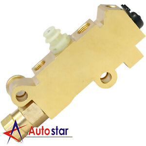For Gm Chevy Disc Drum Brake Proportioning Valve Pv2 Factory Replacement