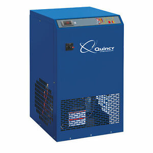 Quincy Non cycling Refrigerated Air Dryer 200 Cfm 208 230 Volt 3 Phase