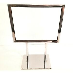 Price Display Stand Counter Sign Holder Cardframe Fixture Top Business Retail