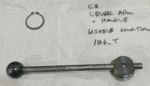 Emco Compact 8 Lathe Shift Lever Assembly 1016_t