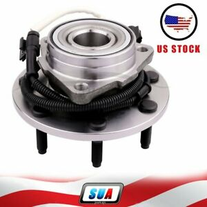 515030 Fits F150 Heritage Svt Lightning Front Wheel Hub Bearing Assembly W abs