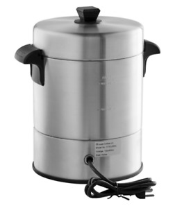 Avantco 55 Cup Aluminum Coffee Urn 120v 1500w Restaurant Commercial Fast Ship