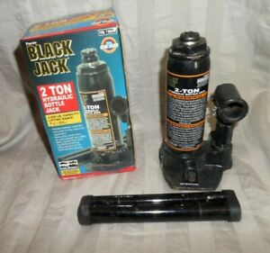 Torin T90203w 2 Ton Hydraulic Bottle Jack Lift Range 7 1 8 13 9 16 J2722