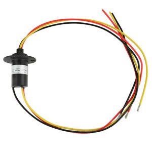 250rpm 15a Mini Slip 3 Wire 0 600v For Wind Turbine Power Generator Anti jamming