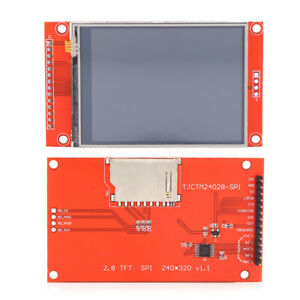 2 8 Inch Lcd Module Lcd Display Display Module Tft Lcd Display Compatible 5v