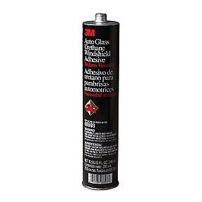 Auto Glass Urethane Windshield Adhesive 08693 10 5 Fl Oz Cartridge 3m 8693
