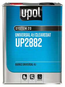 4 1 Universal Clearcoat Clear 8lbs Upl up2882