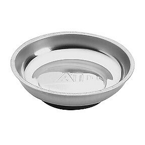 Stainless Steel Magnetic Parts Tray Round Atd 8760