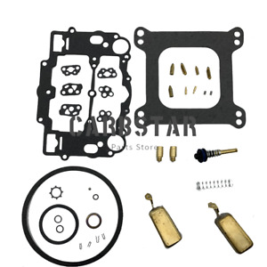 Carburetor Rebuild Kit For Edelbrock 1400 1404 1405 1407 1411 1477