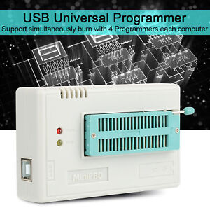 Usb Universal Programmer Kit With Tl866ii Plus Programmer Usb Data Cable 10