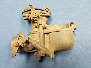 1928 1929 1930 1931 Ford Model A Tillotson Round Bowl Carburetor F1b 7