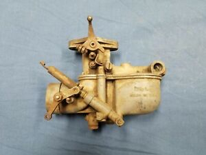1928 1929 1930 1931 Ford Model A Tillotson Round Bowl Carburetor F1b 14