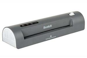 Scotch Thermal Laminator 2 Roller System For A Professional Finish Use For