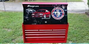 Snap On Kra 56 J 30th Anniversary Mustang 6 Drawer Top Box