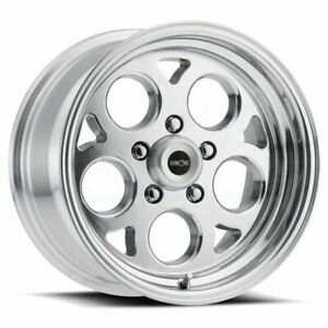 Vision 561 Sport Mag 15x7 15x8 5x114 3 0 0 Polished Wheels 4 15 Inch Staggered