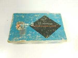 Vintage Nos 1950s Ford All Purpose Travelling Light Cigarette Lighter Accessory