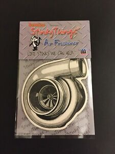 Turbo Turbocharger Car Air Freshener buy 5 Get 1 Free Boost Jdm Blower
