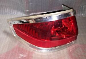 2008 2011 Ford Focus Lh Left Taillight Driver Side Tail Light Lamp Oem