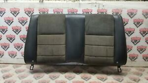 2003 2004 Mustang Svt Cobra Convertible Rear Back Seat Upper Suede Gray