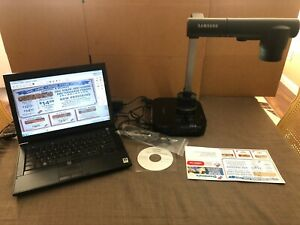 Samsung Sdp 860 Digital Document Camera W software And Remote Perfect For Zoom