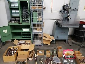 Sunnen Precision Honing Machine Model Mbb 1600 With Lots Of Tooling