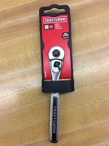 Craftsman 1 4 Dr Ratchet Cmmt44807