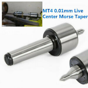 4mt 0 01mm Cnc Lathe Live Center Morse Taper 4 Long Spindle High Precision