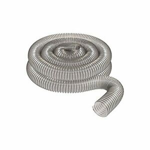 2 1 2 X 20 Clear Pvc Dust Collection Hose By Peachtree Woodworking Pw368