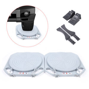 2pcs Wheel Durable Car Truck Front End Wheel Alignment Turntable Turn Plate Tool