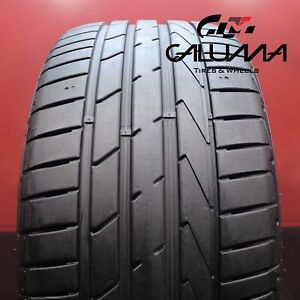 1 Tire Hankook Ventuss1 Evo2 Audi 245 35zr19 245 35 19 2453519 93y Nopatch 55451
