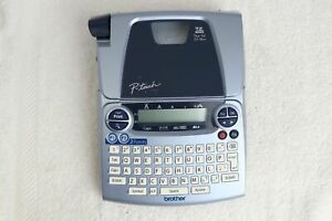 Brother P touch Deluxe Labeler Model Pt 1880 Label Maker