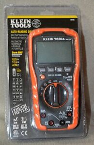 Klein Mm700 True Rms Auto ranging Digital Multimeter