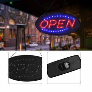 Led Bar Sign Board Pub Club Window Display Light Lamp For Shop Fronts windows Us