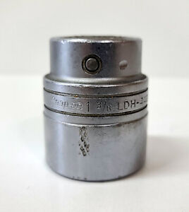 Snap On Ldh 442 3 4 Inch Drive 1 3 8 12 Point Socket 3 4