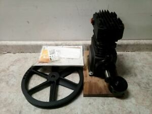Ingersoll Rand Ss3 Bare 3 Hp 1200 Rpm 135 Max Psi 1 Stage Air Compressor Pump