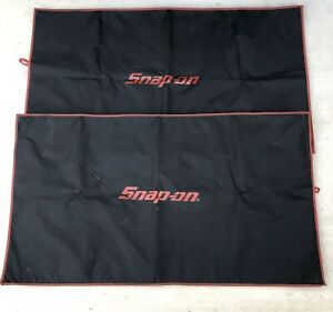 2 Snap On Auto Fender Covers With Non Slip Back Automotive Mechanic