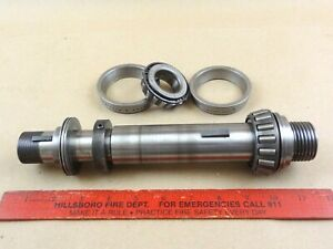 Excellent Atlas 10 Craftsman 12 Lathe Timken Bearings Headstock Spindle Assy