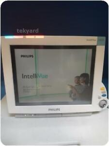 Philips Intellivue Mp70 M8007a Patient Monitor 258323