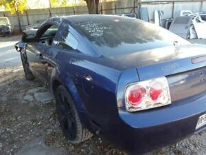 Automatic Transmission 5 Speed 6 245 4 0l Sohc Fits 05 06 Mustang 419611