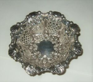 Antique Sterling Dish